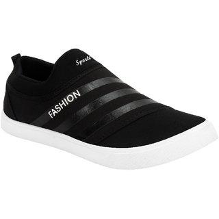 Men/Boys Black-773 Loafers Shoes