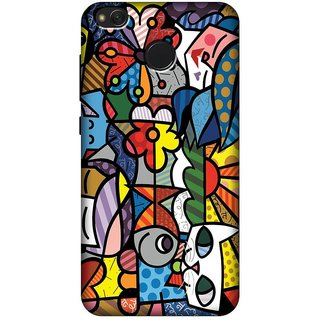 Designer Printed Case/Cover for Xiaomi Redmi 4 / Quotes/Messages/[Hybrid][Slim-fit][Shock Proof]Back Case/Cover for Xiaomi Redmi 4 (Design 2610