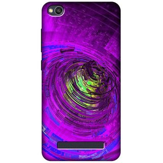Designer Printed Case/Cover for Xiaomi Redmi 4A / Quotes/Messages/[Hybrid][Slim-fit][Shock Proof]Back Case/Cover for Xiaomi Redmi 4A (Design 20297