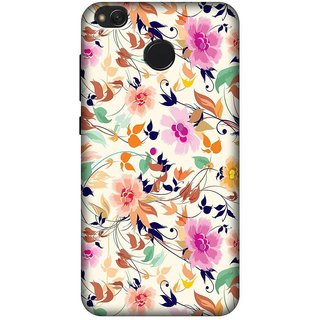 Designer Printed Case/Cover for Xiaomi Redmi 4 / Quotes/Messages/[Hybrid][Slim-fit][Shock Proof]Back Case/Cover for Xiaomi Redmi 4 (Design 2357