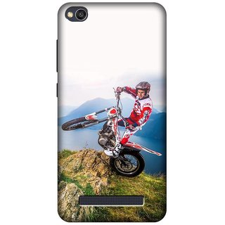 Designer Printed Case/Cover for Xiaomi Redmi 4A / Quotes/Messages/[Hybrid][Slim-fit][Shock Proof]Back Case/Cover for Xiaomi Redmi 4A (Design 20306