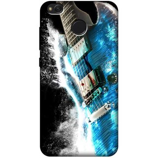 Designer Printed Case/Cover for Xiaomi Redmi 4 / Quotes/Messages/[Hybrid][Slim-fit][Shock Proof]Back Case/Cover for Xiaomi Redmi 4 (Design 2677