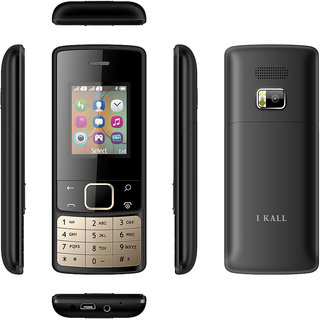 I Kall K20 (Dual Sim 1.8Inch FM Blutooth) Multimedia Mobile Phone with 1 year Manufacturing warranty