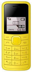 I Kall K73 (Single Sim, 1.4inch, 800mAh Battery) Mobile phone with 1 Year Manufacturing Warranty