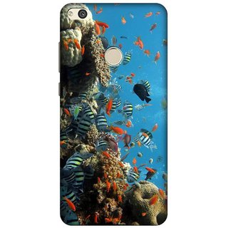 Designer Printed Case/Cover for Huawei Honor 8 Lite/ Quotes/Messages/[Hybrid][Slim-fit][Shock –Proof]Back Case/Cover for Huawei Honor 8 Lite (Design 009452
