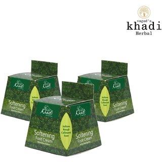 Khadi Foot Cream Combo Pack of 3 50gm
