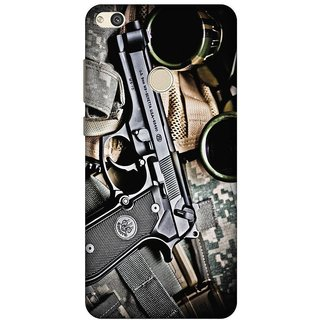 Designer Printed Case/Cover for Huawei Honor 8 Lite/ Quotes/Messages/[Hybrid][Slim-fit][Shock –Proof]Back Case/Cover for Huawei Honor 8 Lite (Design 009810