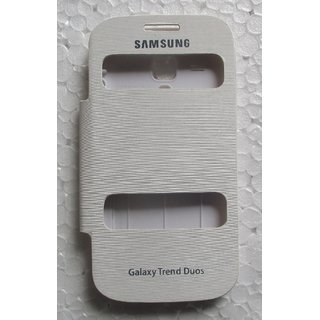 Samsung Galaxy S Duos S7562 Mobile Back Flip Cover Cases