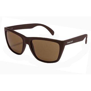 11ae3c6921 Buy Fastrack P230BR2 Wayfarer UV Protection Sunglasses Brown   Brown ...