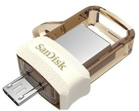 Sandisk 64gb GoldDD3 3.0 OTG Pendrive