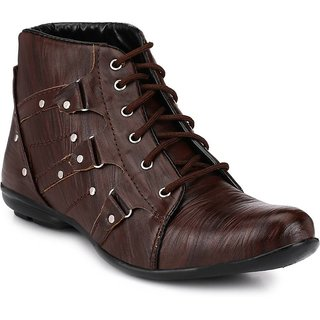 Vitegra Brown Boot Shoes