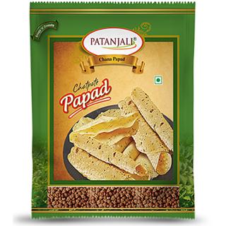 Chana Dal Papad