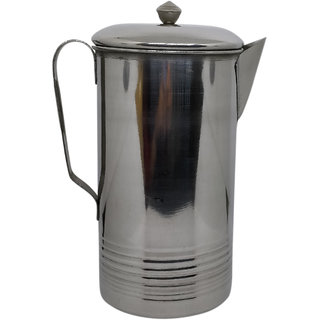 Stainless Steel 1.5 ltr water Jug