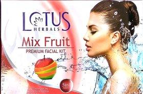 Lotus Mix Fruit Premium Facial kit