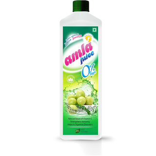 AMLA JUICE-1LTR (SUGAR -0)