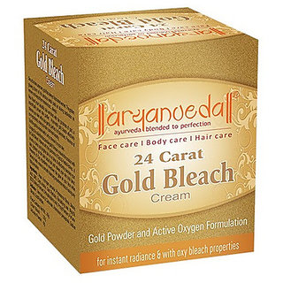 Aryanveda Gold Bleach