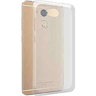 cheap for discount 0760d 32786 Gionee S6 Pro Transparent Soft Back Cover