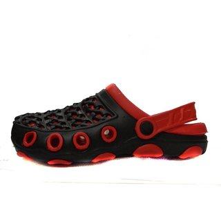 dd912de8ff1e Buy Manthan Red Rubber Crocs For Men Online - Get 45% Off