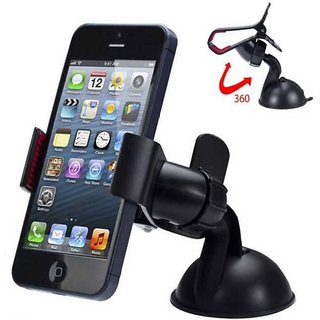 Favourite Deals Universal Car Mobile Phone Holder cradle for iOS and all Smartphones
