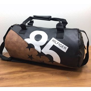Buy Branded Leather Gym Bag Online   ₹799 from ShopClues 0c1272e62