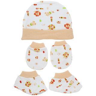 952330236eb Buy Neska Moda Baby Orange Mittens