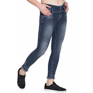 Plazma Jeans Black Regular Fit Jeans