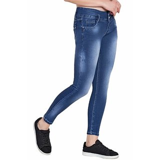 Plazma Jeans Dark Blue Regular Fit Jeans