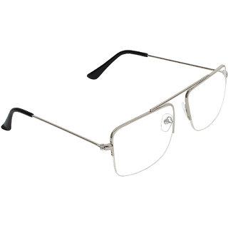 Zyaden Half Rim Rectangular Eyewear Frame 510
