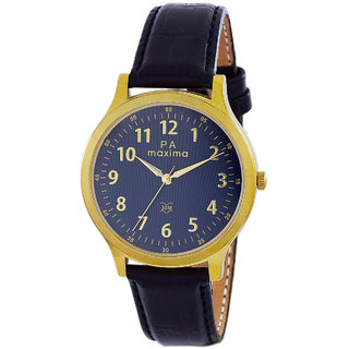Maxima Men Analog Watch -O-44980LMGY