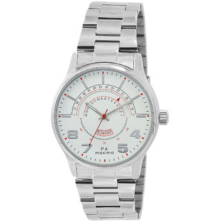 Maxima Men Analog Watch -O-51960CMGI
