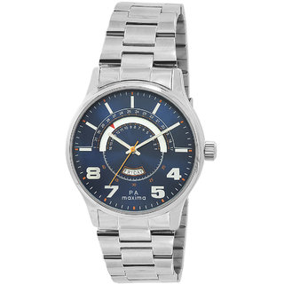 Maxima Men Analog Watch -O-51961CMGI
