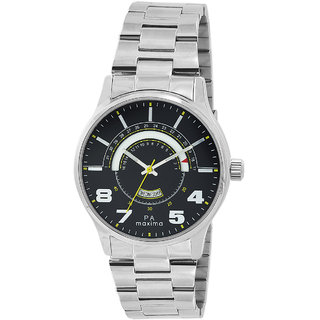 Maxima Men Analog Watch -O-51962CMGI