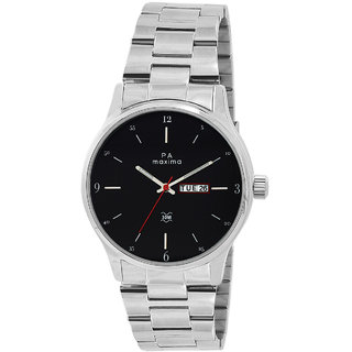 Maxima Men Analog Watch -O-52000CMGI