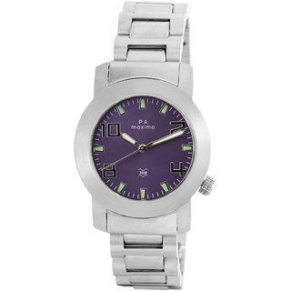 Maxima Men Analog Watch -04814CMGS