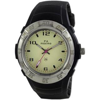 Maxima Men Analog Watch -23230PPGN