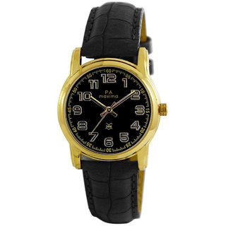 Maxima Women Analog Watch -24492LMLY