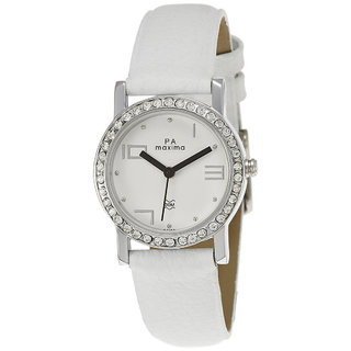 Maxima Women Analog Watch -27120LMLI
