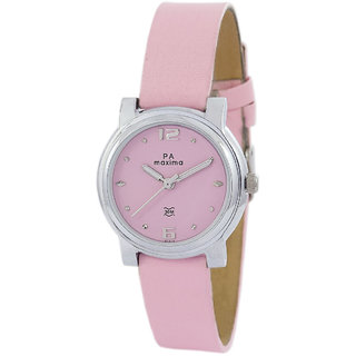 Maxima Women Analog Watch -41316LMLI