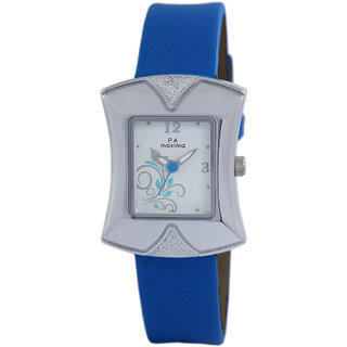 Maxima Women Analog Watch -41331LMLI
