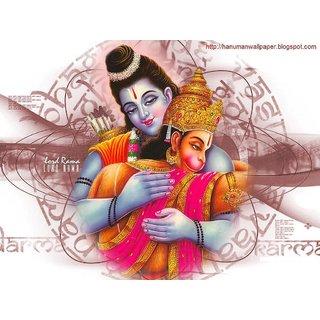 Danah Hanuman Decorative Posters