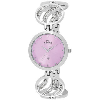 Maxima Women Analog Watch -O-44941BMLI