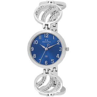 Maxima Women Analog Watch -O-44942BMLI