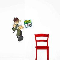 wall dreams Ben 10 Cartoon Characters  Sticker ( 50 x 70 cms )