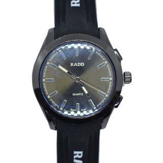 Mohan Analog Watches For Men (MW1009) -Black