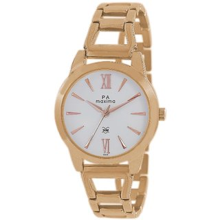 Maxima Women Analog Watch -43030BMLR