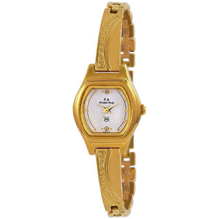Maxima Women Analog Watch -43560BMLY