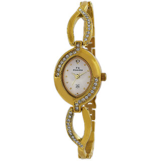 Maxima Women Analog Watch -47681BMLY