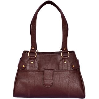ALL DAY 365 Shoulder Bag  (Brown)(HBD40)