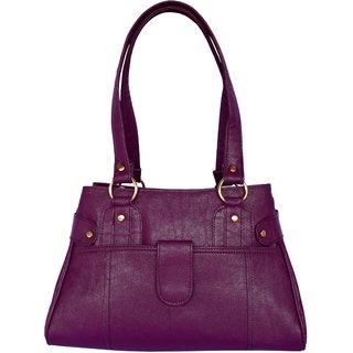 ALL DAY 365 Shoulder Bag  (PURPLE)(HBD41)