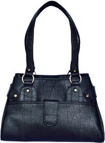 ALL DAY 365 Shoulder Bag  (Black)(HBD45)
